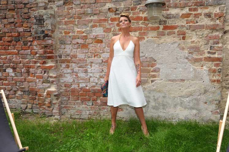 Ilona Feicjańska w Apart Hotel Stalowa 52