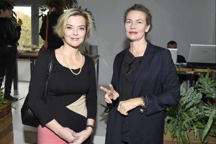 Monika Zamachowska i Lidia