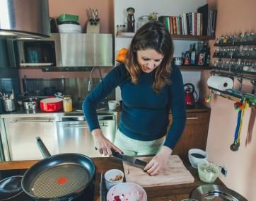 kuchnia gotowanie sport bieganie pasja zdrowie