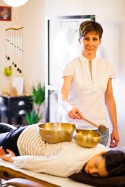 masaż misami relaks odprężenie