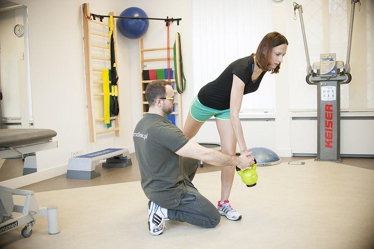 trening medyczny sport fitness zdrowie