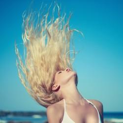 włosy stylizacja farbowanie koloryzacja lato salon