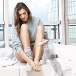 Jak Kamila Szczawińska dba o stopy