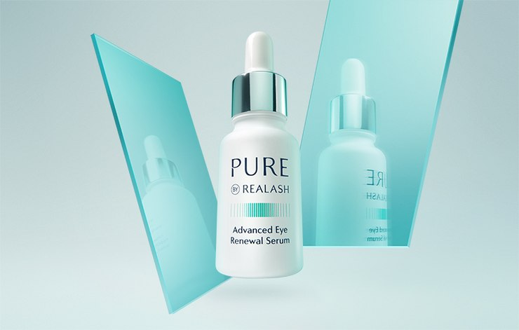 revitalash pure serum pod oczy