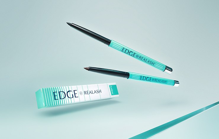edge eyeliner revitalash make up