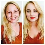 Retro make up tutorial, czyli testujemy kosmetyki kolorowe MAC cosmetics!
