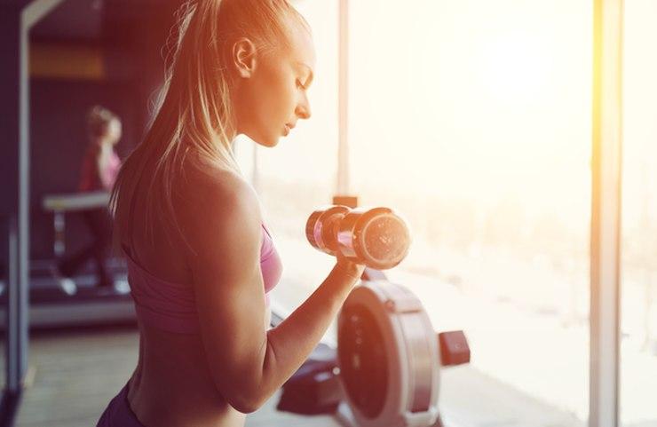 siłownia fitness trening