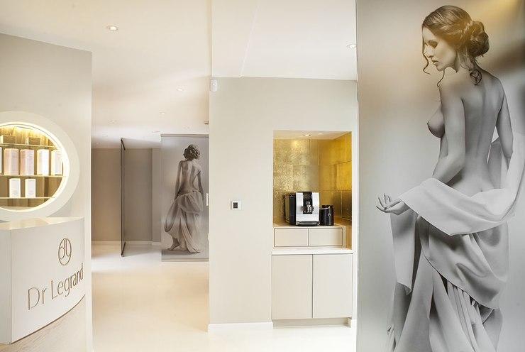 Piękne wnętrza pozwalają poczuć się wspaniale / fot. Klinika Dr Legrand