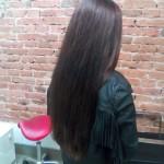 Testujemy zabieg odżywiający włosy w salonie Leona Hebdy