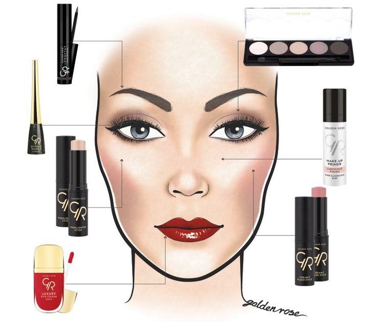 Kosmetyki Golden Rose / fot. materiały prasowe