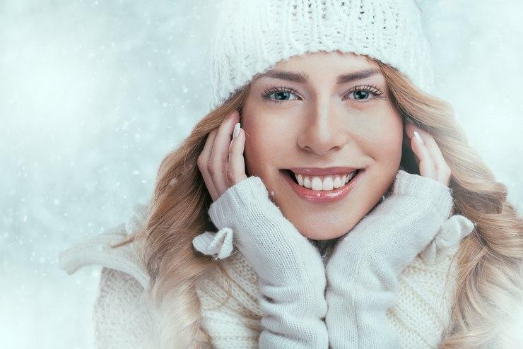 Piękna zimą / fot. Fotolia