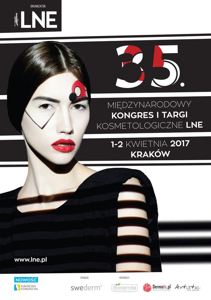Plakat 35. kongresu LNE / fot. materiały prasowe