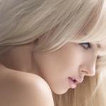 Chłodny blond Inoa Blond Resist zagrzewa do zmiany koloru włosów