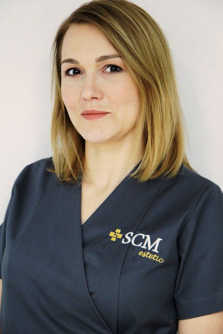 dr Joanna Sułowicz: lekarz medycyny estetycznej, specjalista dermatologii / fot. materiały prasowe