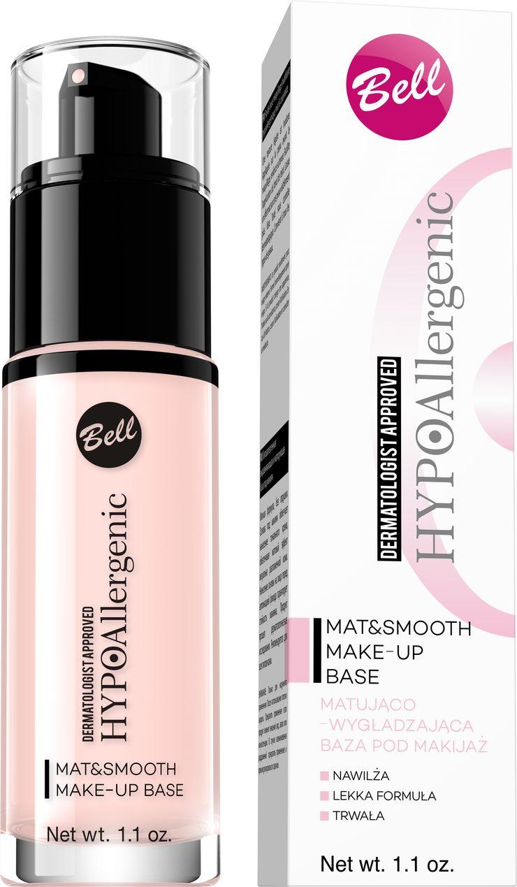 BellHYPO:  Mat&Smooth Make-Up Base / fot. materiały prasowe