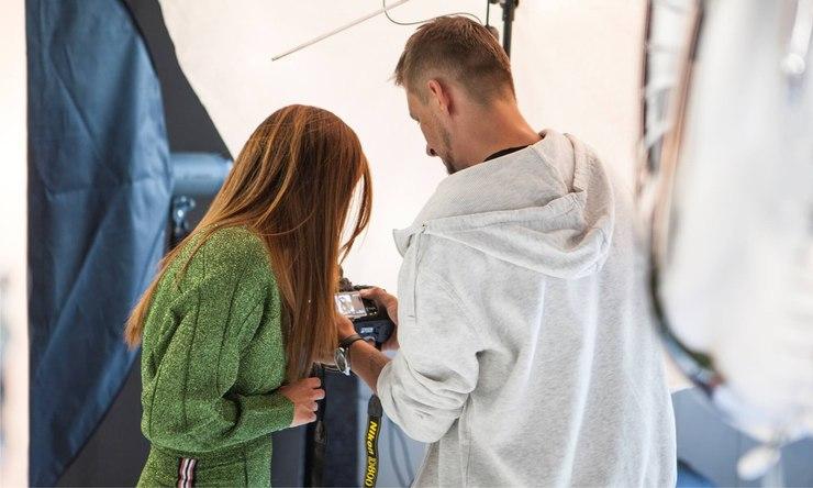 Backstage / fot. materiały prasowe