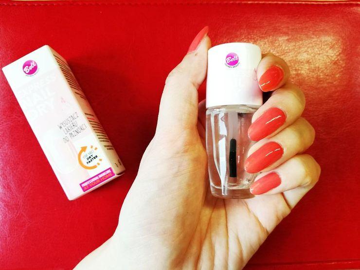 Szybkie malowanie paznokci dzięki nowemu wysuszaczowi/ fot. Redakcja