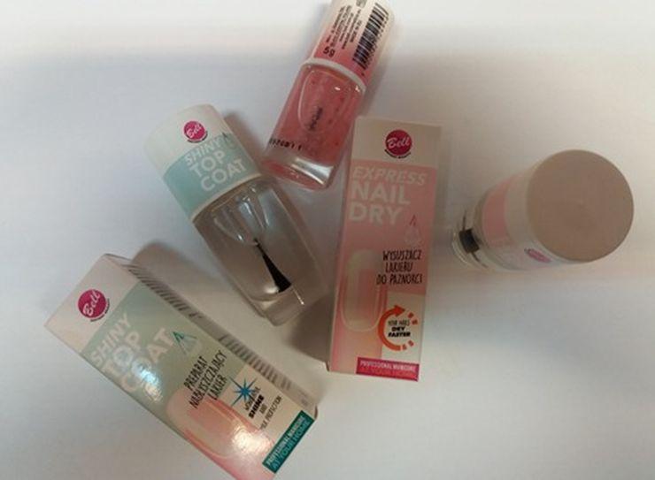 Nowe kosmetyki Bell z serii Let's Talk About Trend /fot. Redakcja