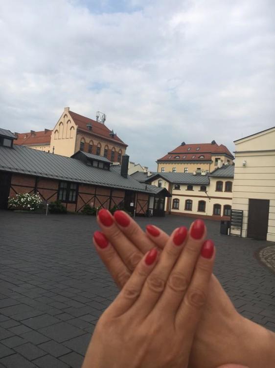 Recenzja manicure Kabos
