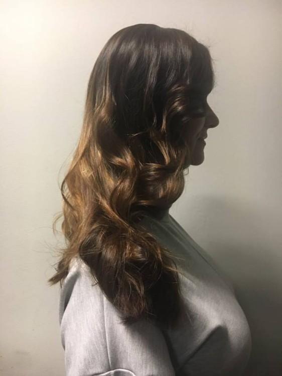 Włosy po koloryzacji