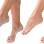 Pokochaj swoje stopy wiosną
