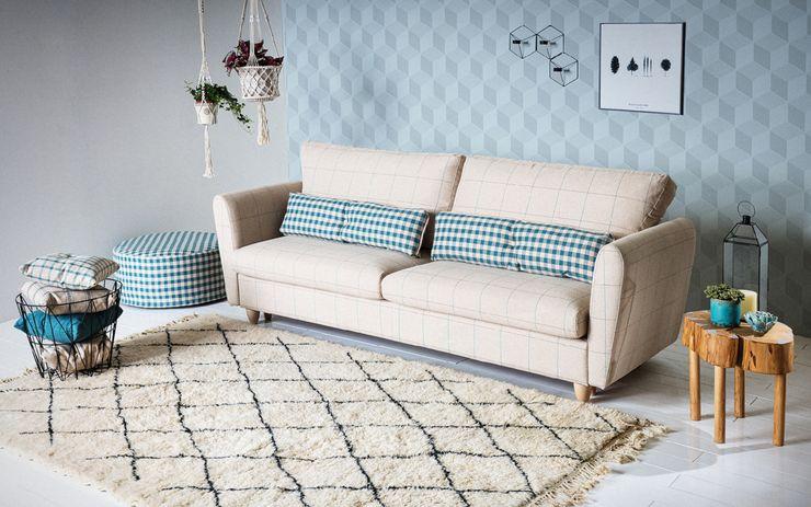 Salon jest miejscem, które wymaga choć minimalnej ilości mebli, by zachować walory estetyczne / fot. materiały prasowe