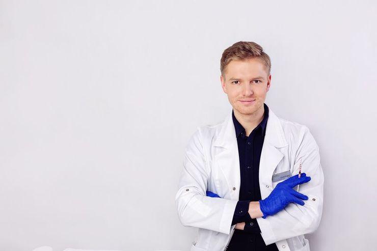 lek. med. Paweł Bogacki