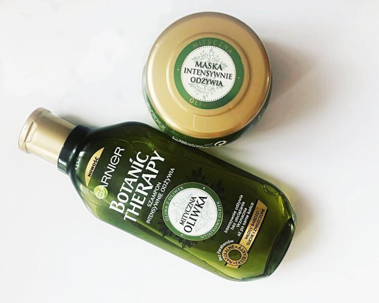 Seria kosmetyków Biotanic Teraphy Mityczna Oliwka od Garnier ma zapewnić konsumentom kompleksową ochronę.