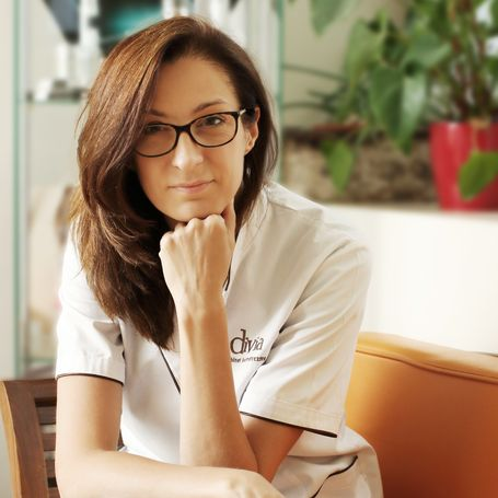 Marta Mendel, właścicielka gabinetu kosmetycznego Divia / fot. Andrzej Politowicz