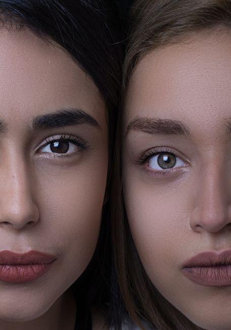 twarz kobieta